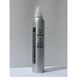 ESPUMA ACONDICIONADORA COLOR BEIGE CREMA 300 ml.