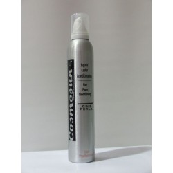 ESPUMA ACONDICIONADORA COLOR GRIS PERLA 300 ml.