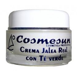 CREMA HYDRO-OXIGENADORA - GELEIA REAL COM CHÁ VERDE 50 ml.