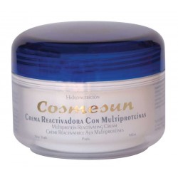 CREMA REACTIVADORA CON MULTIPROTEINAS 200 ML.