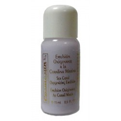 SEA CORALLINE OXYGENIZING EMULSION. C. 15 ml.