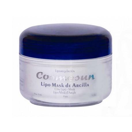 LIPO MASK – MASCARILLA DE ARCILLA. C. 200 ml.