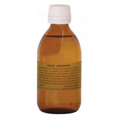 ANTISEPTICO PARA UTENSILIOS. C. 250 ml.