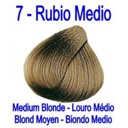 7 RUBIO MEDIO