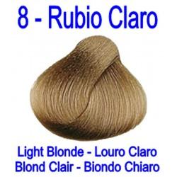 8 RUBIO CLARO