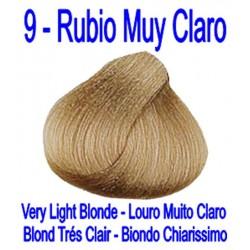 9 RUBIO MUY CLARO