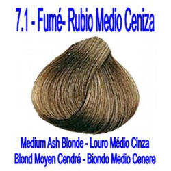 7.1 FUMÉ - RUBIO MEDIO CENIZA