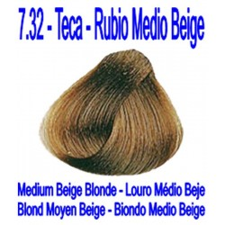 7.32 TECA - RUBIO MEDIO BEIGE