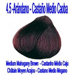 4.5 ARÁNDANO - CASTAÑO MEDIO CAOBA