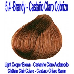 5.4 BRANDY - LIGHT COPPER BROWN