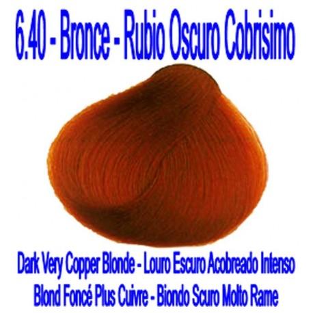 6.40 BRONCE - RUBIO OSCURO COBRÍSIMO