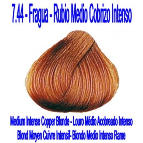 7.44 FRAGUA - RUBIO MEDIO COBRIZO INTENSO