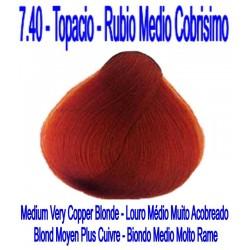 7.40 TOPACIO - RUBIO MEDIO COBRÍSIMO