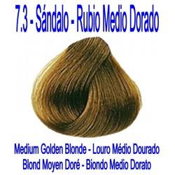 7.3 SÁNDALO - RUBIO MEDIO DORADO