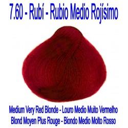 7.60 RUBÍ - RUBIO MEDIO ROJÍSIMO