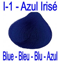 I-1 BLUE IRISÉ - CITRIC BLUE