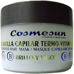 MASCARILLA CAPILAR TERMOVITAMINADA 250 ml.