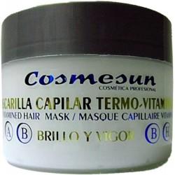 THERMOVITAMINIZED HAIR MASK 250 ml.