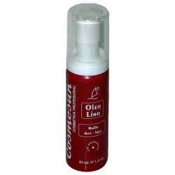 "OLEO LINO ""BRILHO ANTI-FRIZZ"" 40 ml."